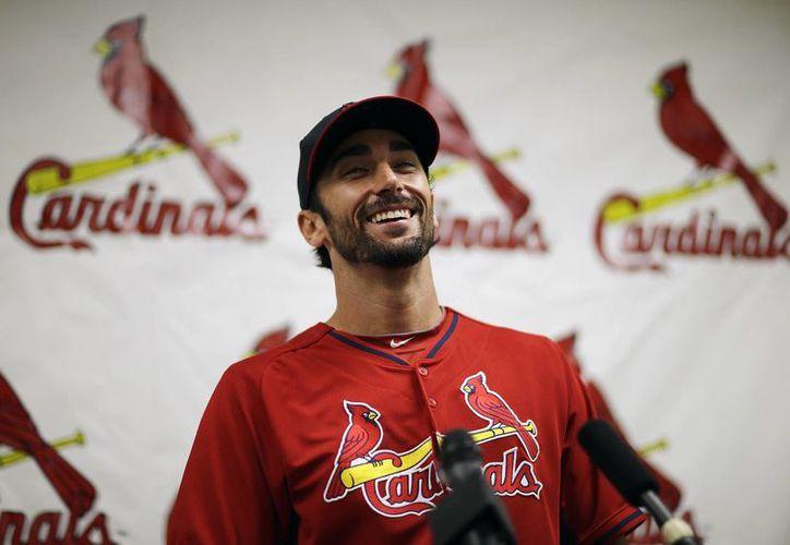 En 2013, Carpenter encabezó la liga en el departamento de hits con 199. (Foto: Agencias)