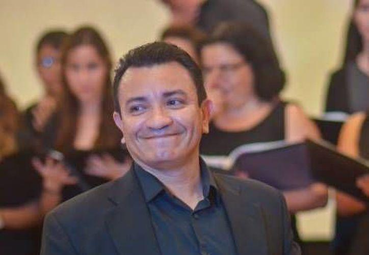 Noé Garrido, fundador del Coro de la Ciudad. (Facebook)