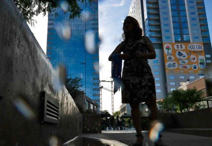 Ayer la temperatura ambiente en el suroeste de Estados Unidos casi llegó a los 49 grados Celsius. (excelsior.com)