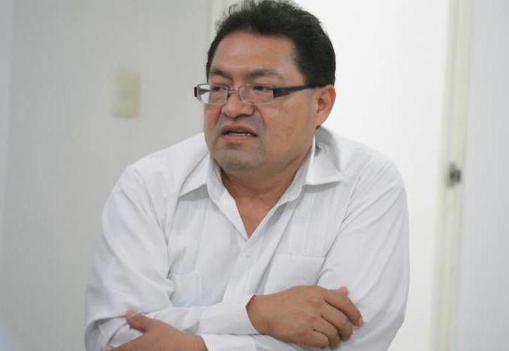 José Luis Chan Sabido, concertista yucateco, anunció todos los detalles sobre la presentación del espectáculo del próximo domingo 4 de diciembre.(Milenio Novedadess)