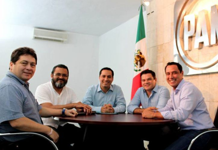 La reunión panista en Mérida este fin de semana. (SIPSE)