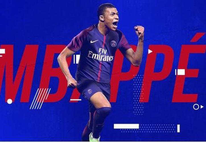 Así lo anunció el club de la capital francesa en sus redes sociales. (Foto: Contexto/Internet)