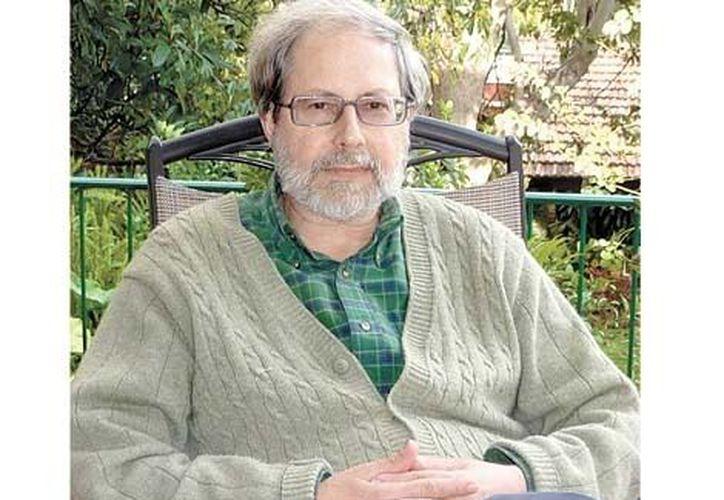 Carlos Marichal, premio Nacional de Ciencias y Artes 2012, en la categoría de Ciencias Sociales. (Milenio)