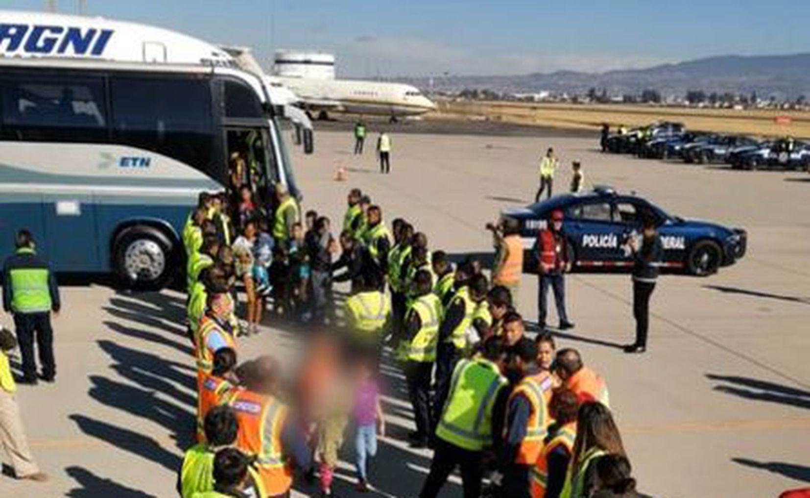 México identifica 20 redes de tráfico de personas que trasladan a inmigrantes