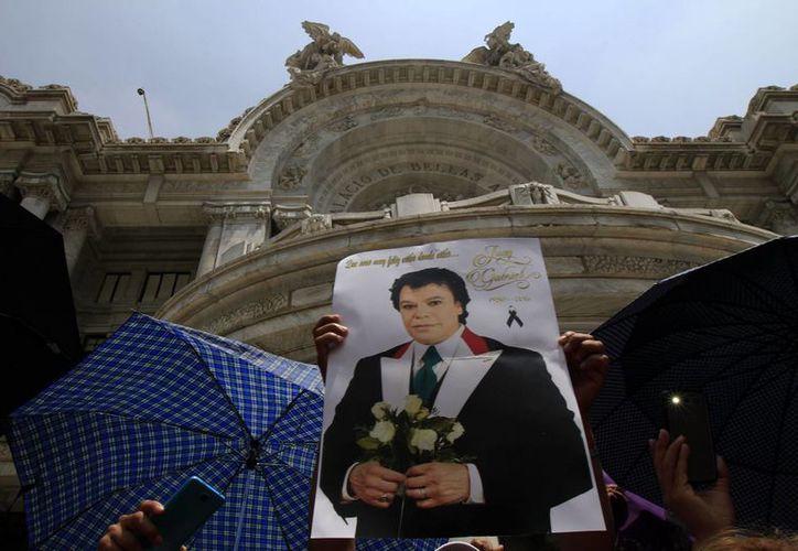 El Jefe de Gobierno de la Ciudad de México aseguró que el Palacio de Bellas Artes está preparado para un homenaje a Juan Gabriel. (Notimex)