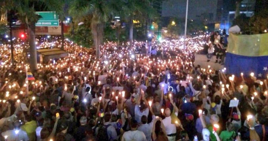 Oposición demanda abrir un canal humanitario — Venezuela