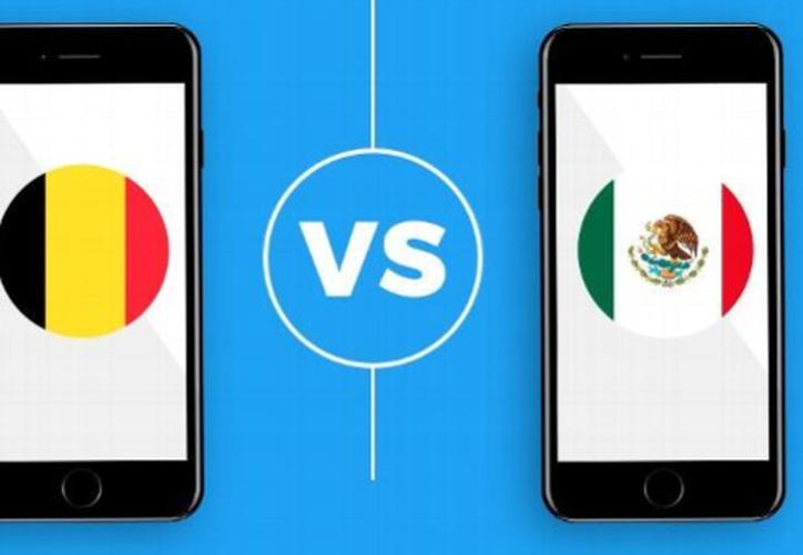 México y Bélgica van a chocar en partido amistoso el próximo 10 de noviembre. (ESPN).