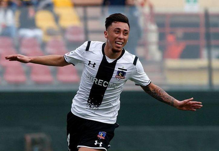 El chileno Martín Rodríguez, de 22 años, llega al Cruz Azul procedente del Colo Colo de Chile. (Archivo/AP)