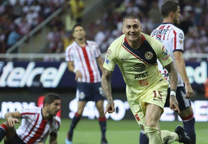 Nico Castillo poco a poco va llegando a su plenitud con América (Foto: imago)