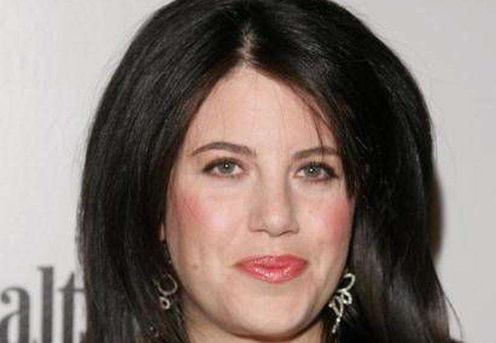 Mónica Lewinsky se hizo famosa por su aventura en la década de 1990 con Clinton. (softpedia.com)