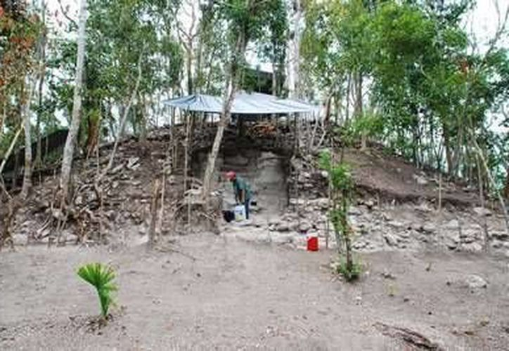 La zona arqueológica Ichkabal será presentada mundialmente en mayo próximo. (Archivo/SIPSE)