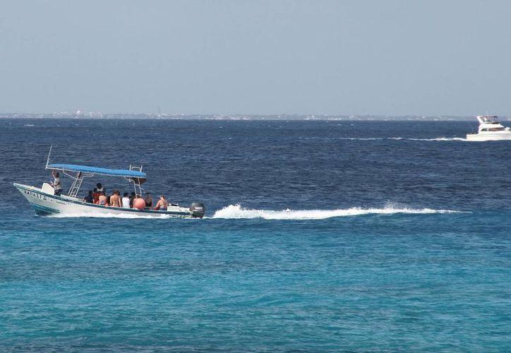 Las casas de buceo de la isla contratan a extranjeros. (Julián Miranda/SIPSE)