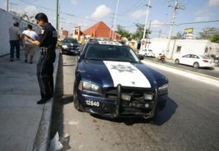 Policía Federal. (Archivo SIPSE)