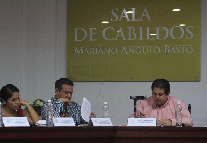 El ayuntamiento ha realizado actualizaciones en algunos de sus reglamentos internos, como el de elección de delegados. (Harold Alcocer/SIPSE)