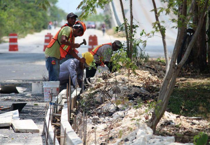 Es necesario que ejecuten las obras ahora que no hay lluvias. (Adrián Barreto/SIPSE)