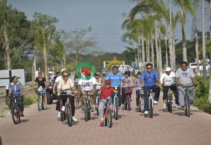 """El Ayuntamiento promueve el programa """"Ciclismo para todos"""". (Redacción/SIPSE)"""