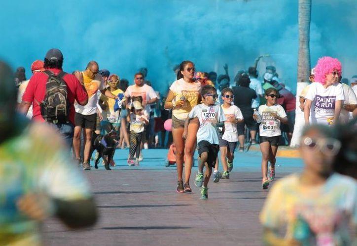 En la carrera podrán participar familias completas. (Archivo/SIPSE)