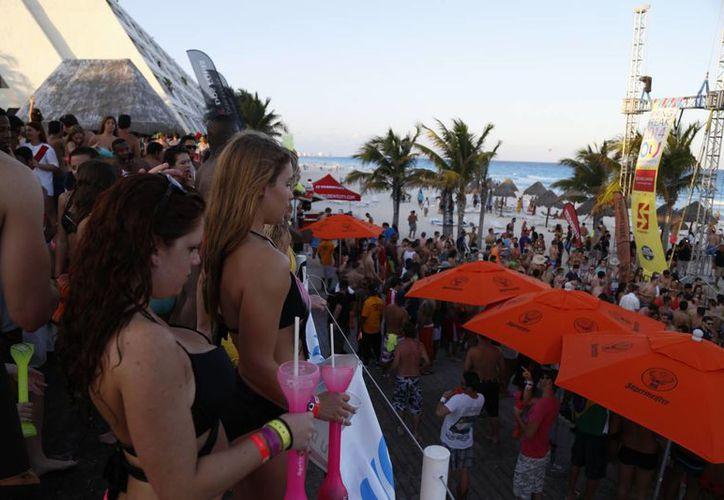 Estados Unidos es el mercado turístico internacional dominante. (Israel Leal/SIPSE)
