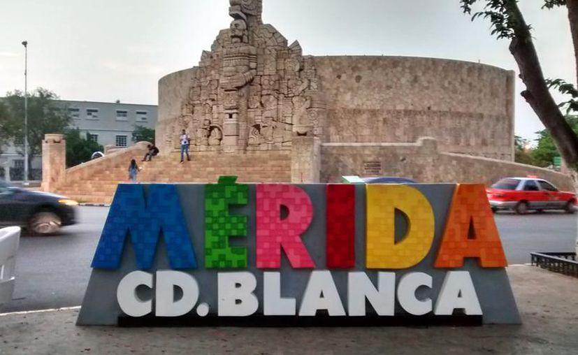 La Sefotur postuló a la capital yucateca para ser nominada como Mejor Ciudad del Mundo. (Archivo/Sipse)