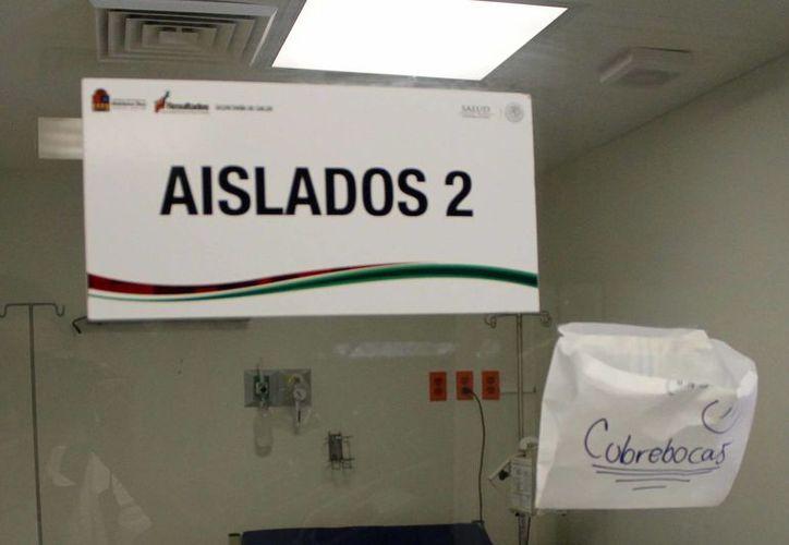 El área de epidemiologia lleva a cabo cursos de capacitación para los encargados. (Harold Alcocer/SIPSE)