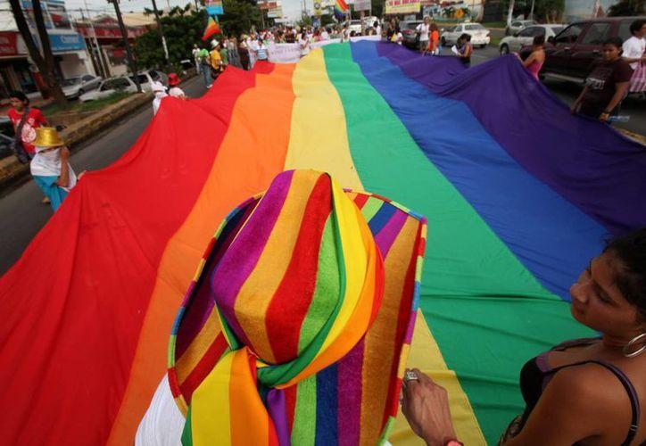 De acuerdo con ONGs reunidas en Managua para lanzar el proyecto regional Centroamérica Diferente, en pro del respeto de los derechos de la diversidad sexual, hay pocas esperanzas de un futuro mejor. (EFE/Archivo)