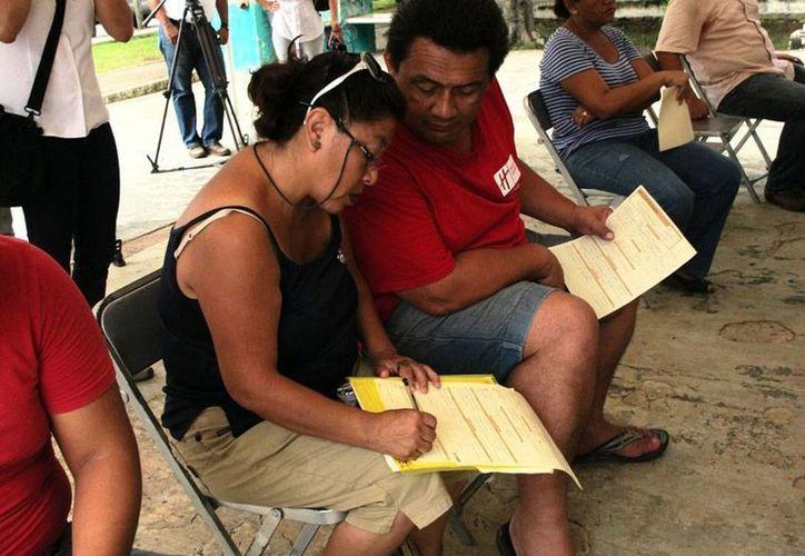 Según el Inegi, en mayo de 2014, las entidades con mayor tasa de desempleo fueron Distrito Federal, Tabasco y Estado de Méxic. (Archivo/SIPSE)