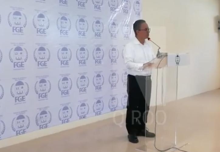 """Montes de Oca indicó que en """"en su momento se revelará"""" toda la información. (Foto: captura de pantalla video/ Novedades)"""
