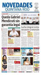 Queda Gabriel Mendicuti sin garantía legal