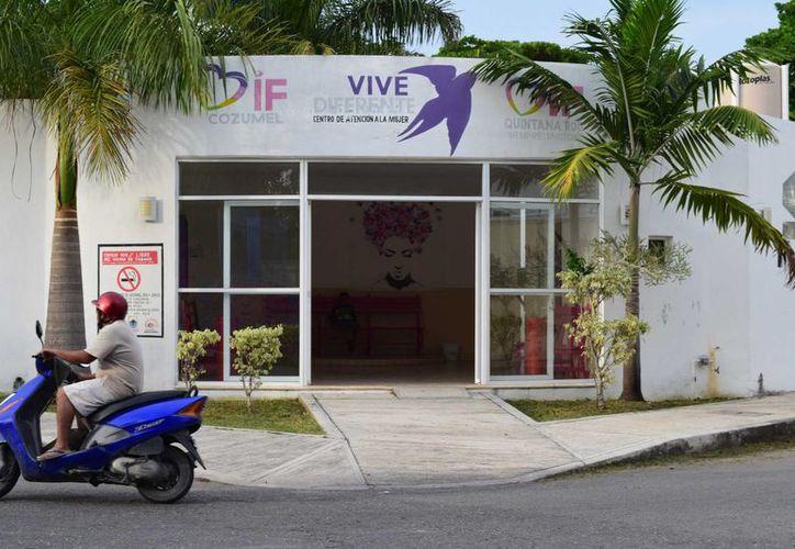 Derechos Humanos pidió al centro 'Vive Diferente' que deje de cobrar por los servicios que ofrece en Cozumel. (Gustavo Villegas/SIPSE)