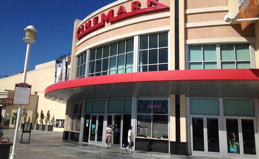 Cinemark opera unas 290 salas en todo el país. (longbeachlouie.com)