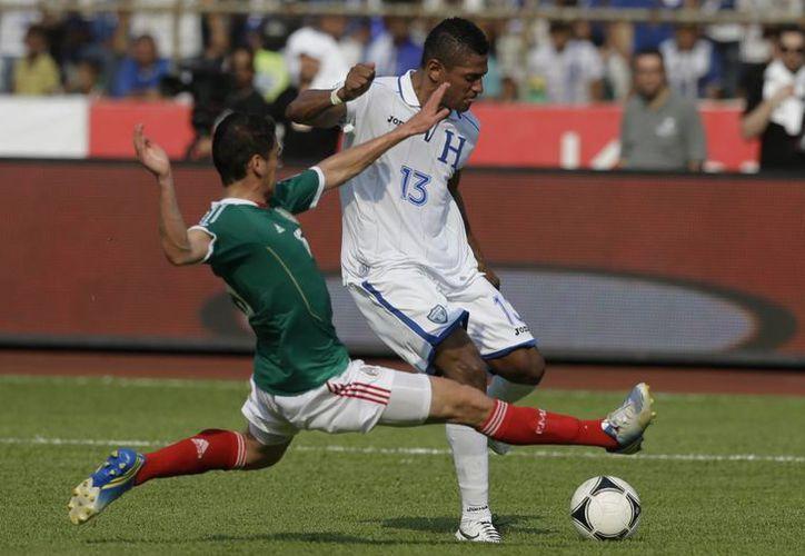 México se quedó con ganas de victoria ante Honduras. (Agencias)
