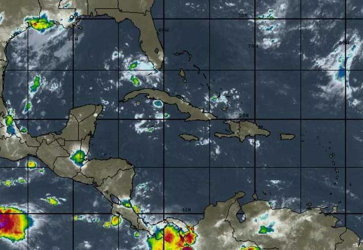 Se esperan 20% en probabilidad de lluvias. (Intellicast)