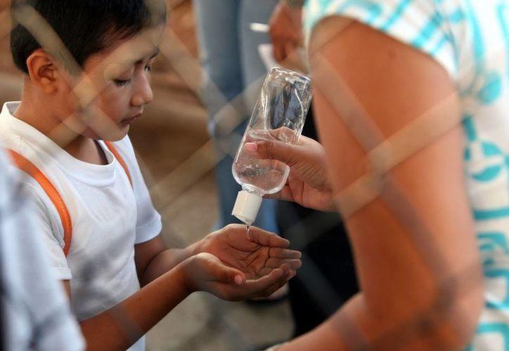 Yucatán registró el mayor número de casos de Enfermedades Diarreicas Agudas a nivel nacional. Importante la higiene de las manos, con gel antibacterial si no hay agua. (Milenio Novedades)