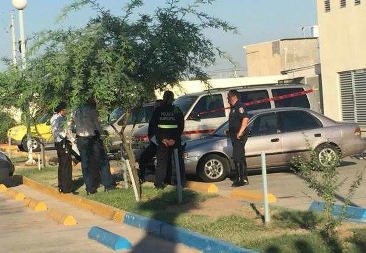 La muerte de la pequeña ocurrió en el estacionamiento del Parque Industrial Cachanilla en Mexicali. (tiempo.com.mx)