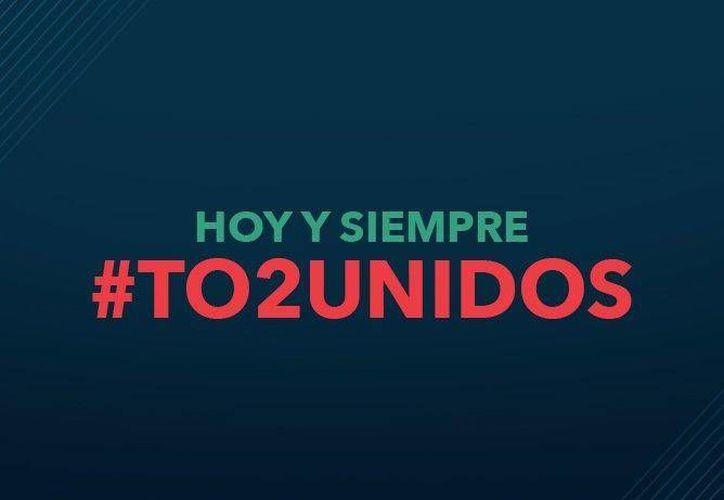 En Twitter se ha difundido una invitación para que los mexicanos que no puedan sintonizar la canción . (Twitter/RMX)