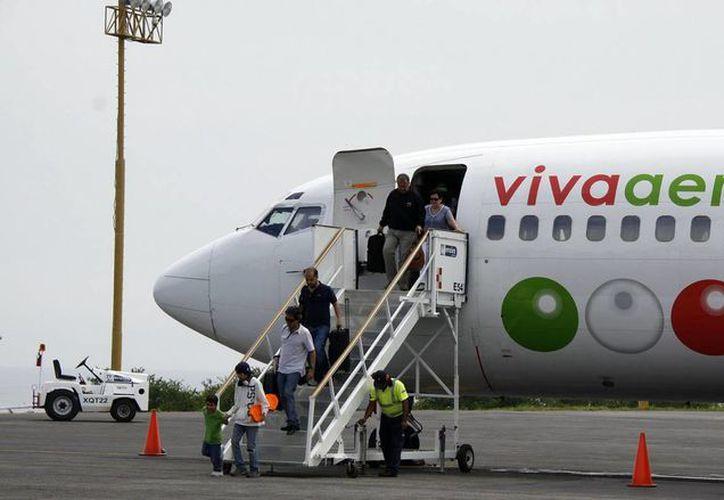 La oferta laboral al término del curso es del 90%, además ya tienen convenio con VivaAerobus para sus egresados. (Foto de Contexto/Internet)