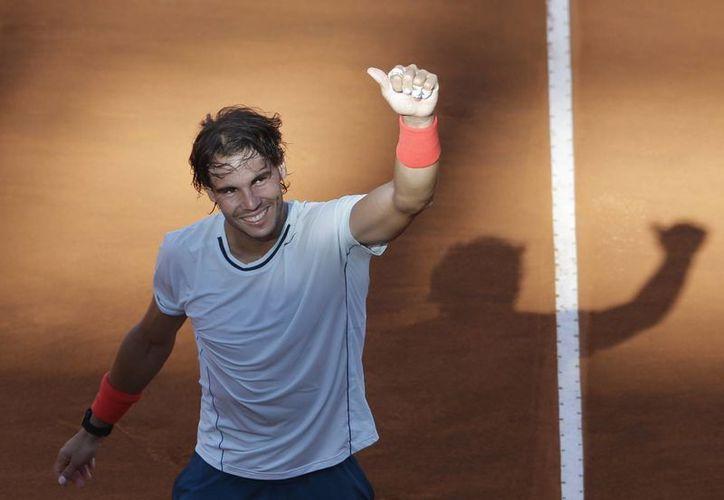 Poco a poco Rafael Nadal retoma su nivel. (Agencias)