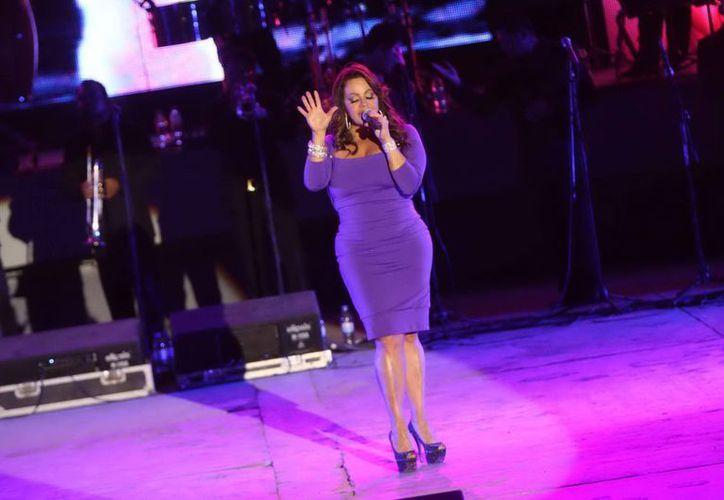 La cantante falleció el pasado 9 de diciembre. (Archivo/Notimex)