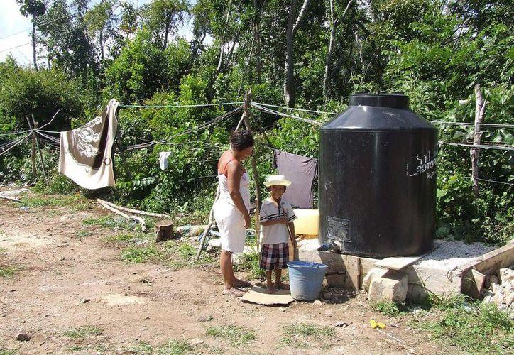 Con las obras anunciadas, la CAPA prevé completar la cobertura de suministro de agua potable en el municipio de Tulum. (Rossy López/SIPSE)