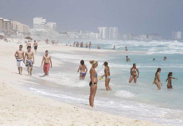 Esperan en este destino turístico una gran cantidad de jóvenes estudiantes. (Jesús Tijerina/SIPSE)