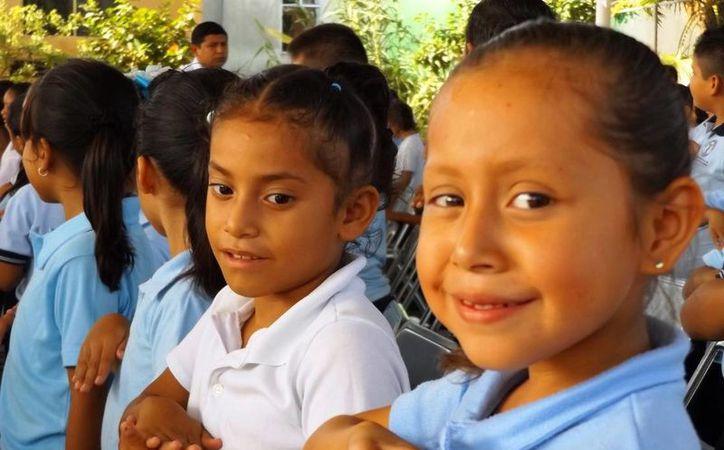 La Dirección de Cultura de Solidaridad promoverá que se cante en maya el himno a Quintana Roo en las escuelas. (Daniel Pacheco/SIPSE)