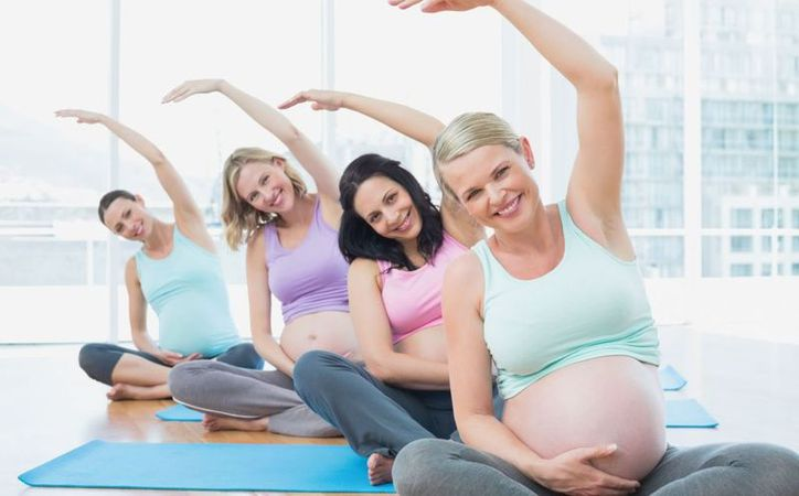 La actividad física y dinámica es esencial para tonificar y estirar los músculos. (Maternidad Fácil)