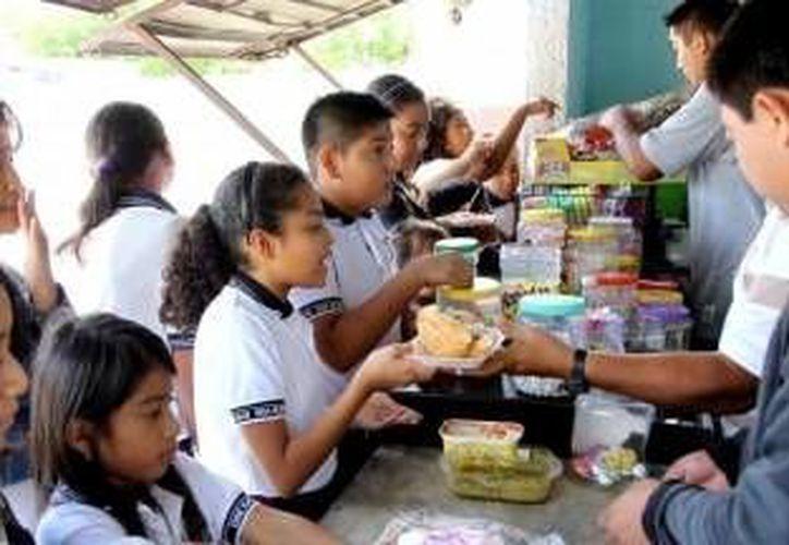 Las tienditas escolares cambiarán de administración; la asignación será mediante un concurso. (Archivo/SIPSE)