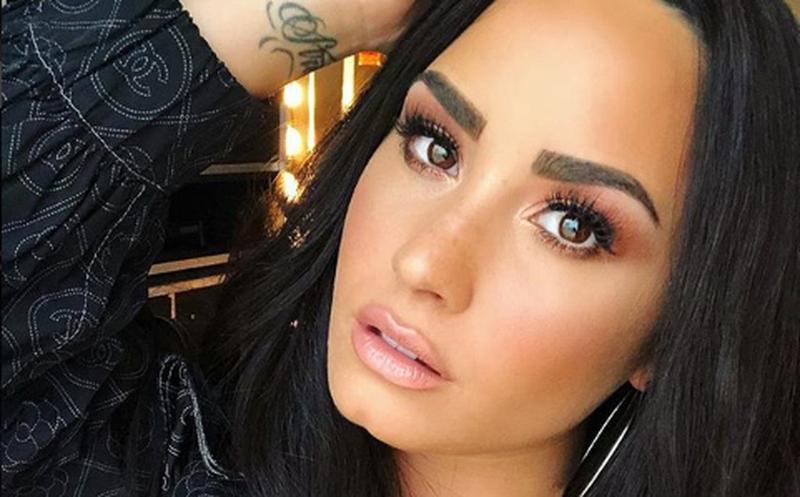 ¡Recayó! Demi Lovato fue internada por una sobredosis de drogas - Gente