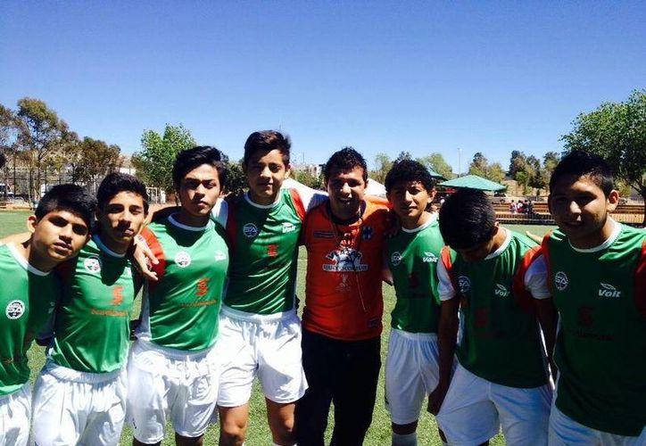 La Selección Yucatán juega hoy contra Coahuila dentro de los octavos de final del Campeonato Nacional sub-15. (Milenio Novedades)