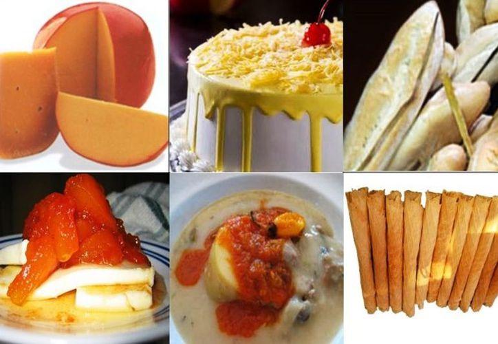 En la Feria se ofrecerá todo tipo de platillos elaborados con queso de bola. (Foto: Yucatanensis)