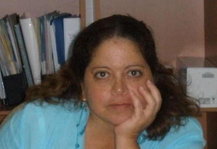 """""""Aun no hay pruebas en donde se sustente que en las familias con muchos hijos, pocos o con un padre (madre) soltero, sean o no vulnerables o generen factores de violencia por motivos económicos"""", refirió Marisol Vanegas Pérez."""