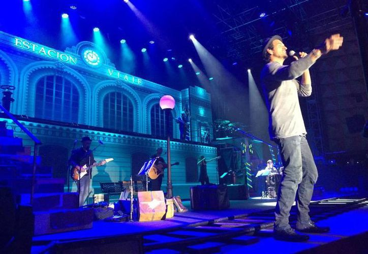 Ricardo Arjona responsabilizó a la empresa organizadora por la suspensión del concierto en Viña del Mar. (Facebook/Ricardo Arjona)