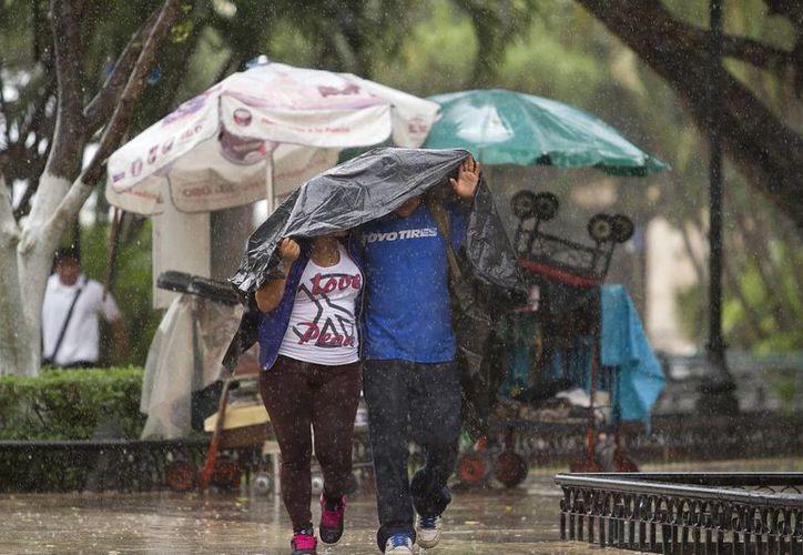La presencia de este sistema ocasionará lluvias  en Yucatán, Tabasco, Chiapas, Campeche y Quintana Roo. (Archivo/Notimex)
