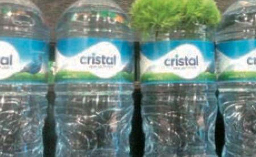 Estas botellas tardarán aproximadamente tres años en degradarse cuando anteriormente era de cinco. (Archivo/SIPSE)
